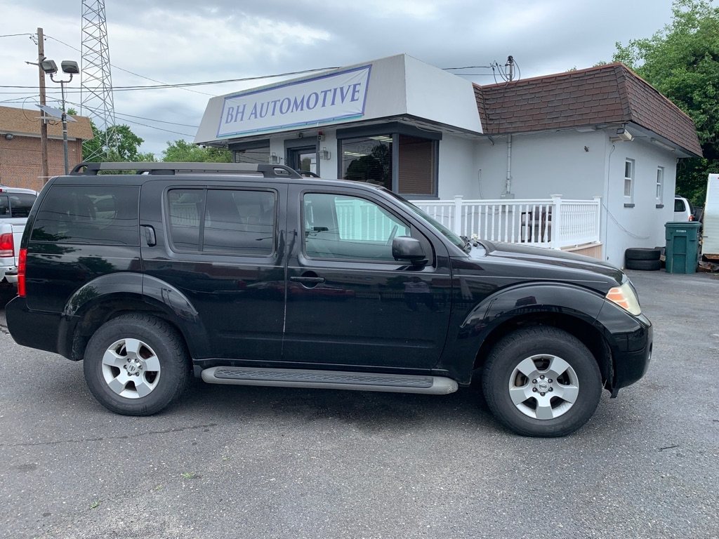 2008 NISSAN PATHFINDER S for sale at BH Automotive