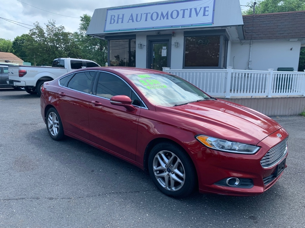 2013 FORD FUSION SE for sale at BH Automotive