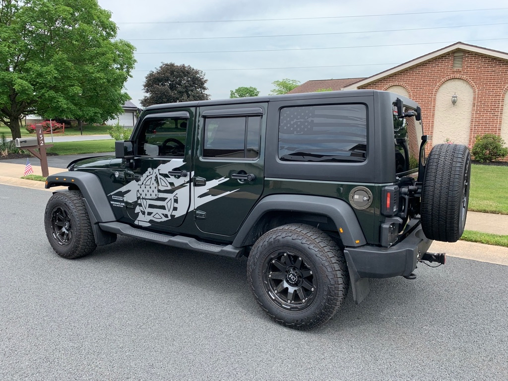 2011 JEEP WRANGLER UNLIMI SPORT for sale at BH Automotive
