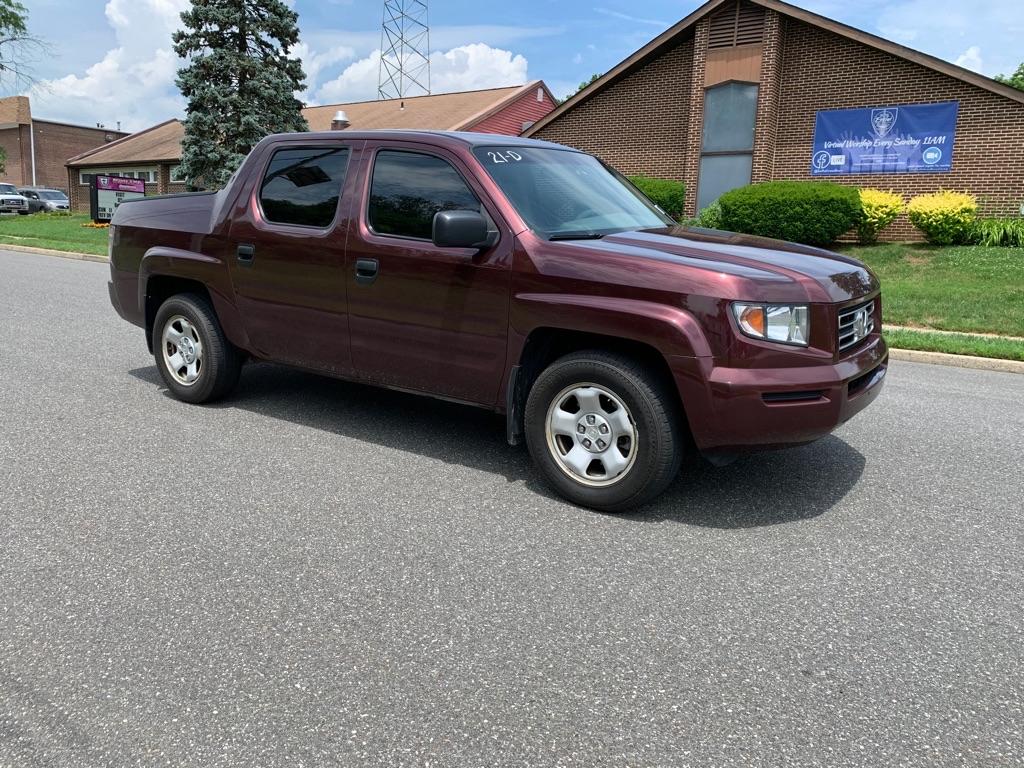 2008 HONDA RIDGELINE RT for sale at BH Automotive