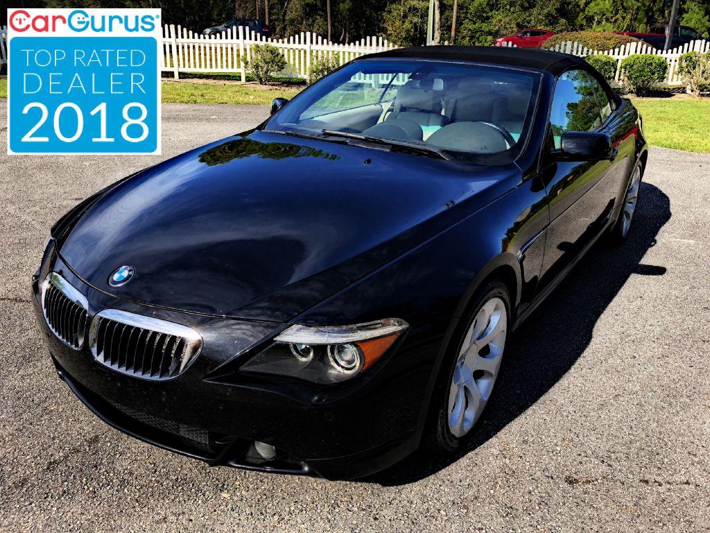 2005 BMW 645 WBAEK73485B261277 BROTHERS AUTO SALES OF CONWAY LLC