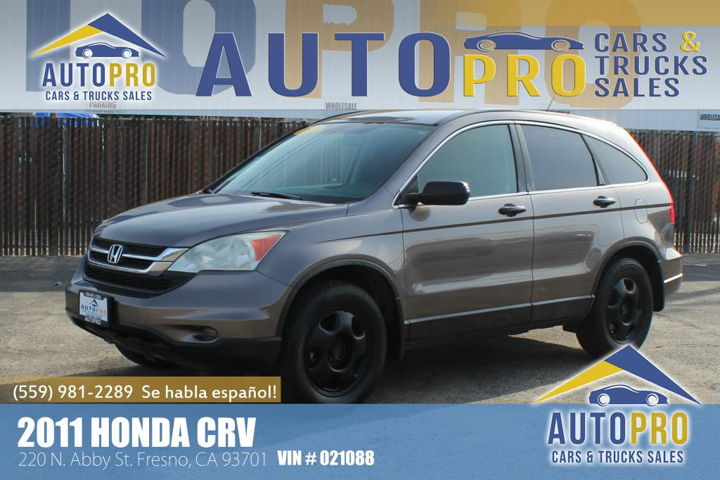 2011 HONDA CR-V 5J6RE3H35BL021088 AUTOPRO CARS AND TRUCKS SALES