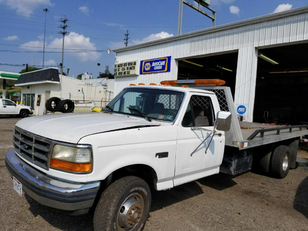 1994 FORD F SUPER DUTY for sale at Master Auto Repair and Sales