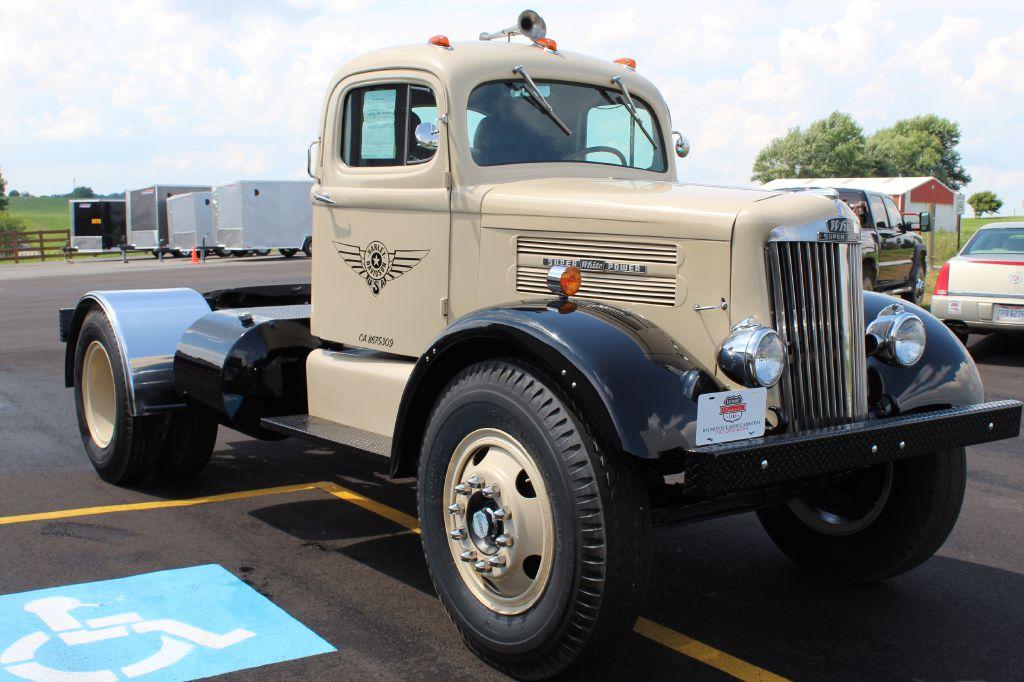 1952 WHITE WC22-PLT
