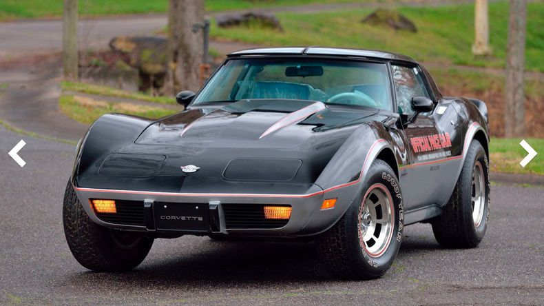 1978 CHEVY CORVETTE