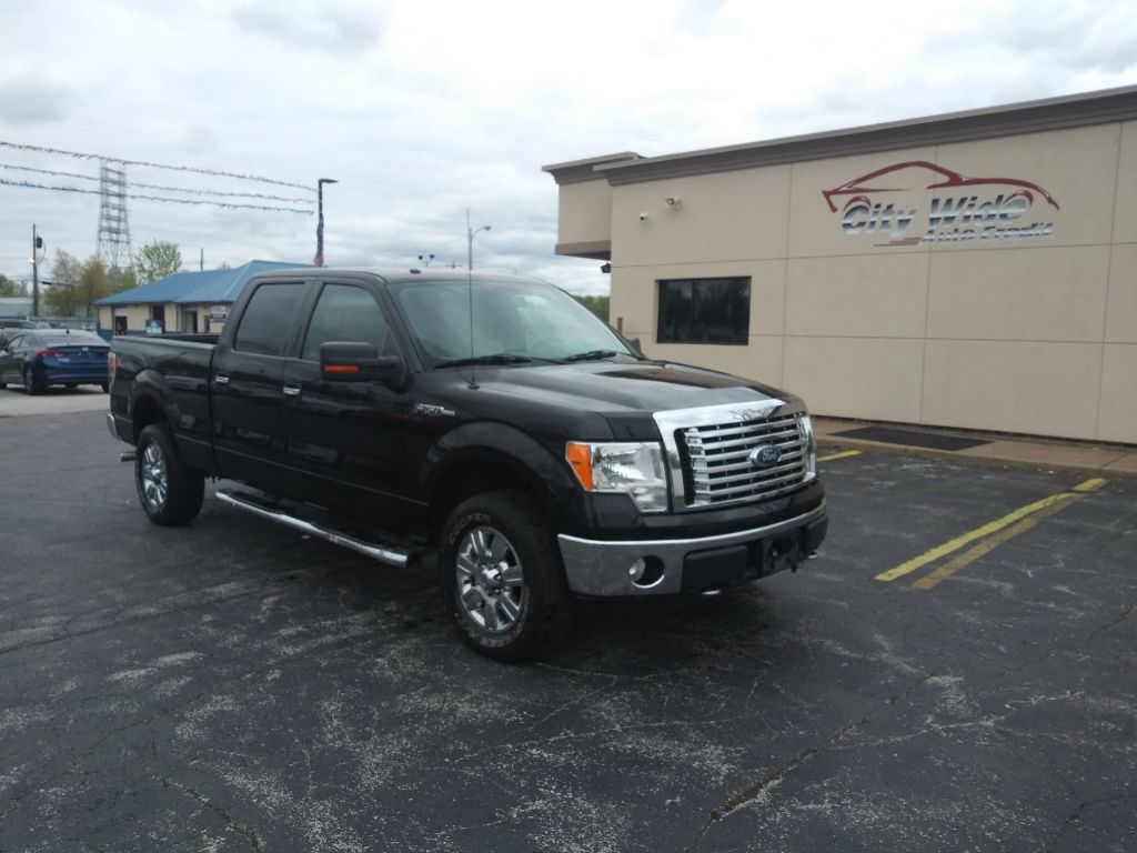 2010 FORD F150 1FTFW1EV1AFD21076 CITY WIDE AUTO CREDIT