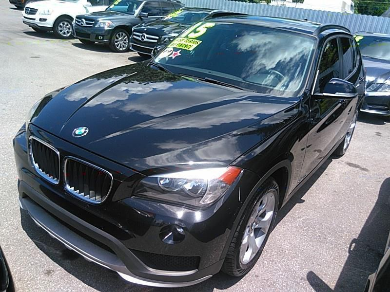2015 BMW X1 WBAVM1C53FVW58054 AUCTION AUTO BROKERS