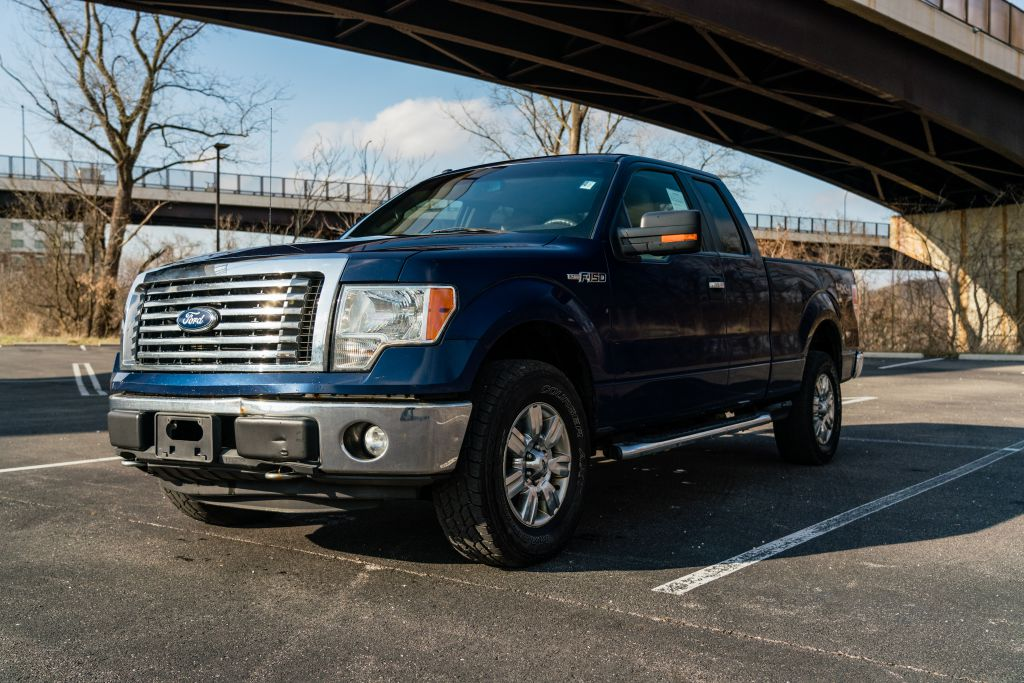 0 FORD F-150