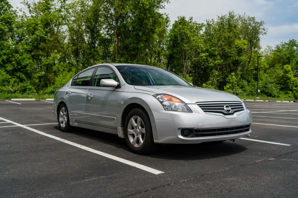 2008 NISSAN ALTIMA 2.5 for sale at JJ's Auto Outlet