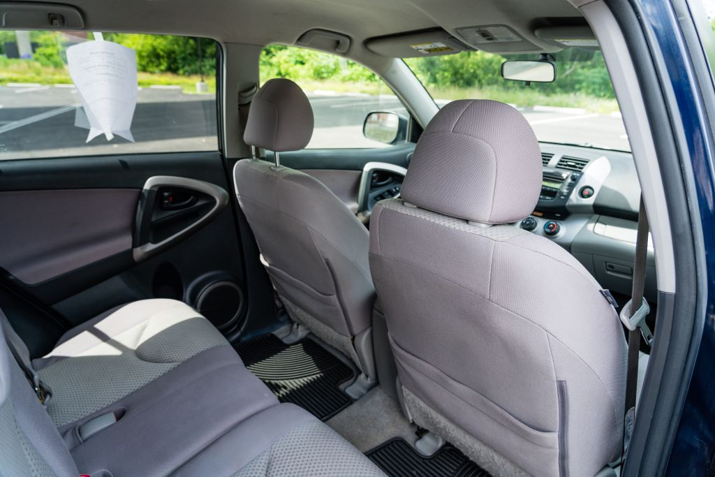 2007 TOYOTA RAV4  for sale at JJ's Auto Outlet