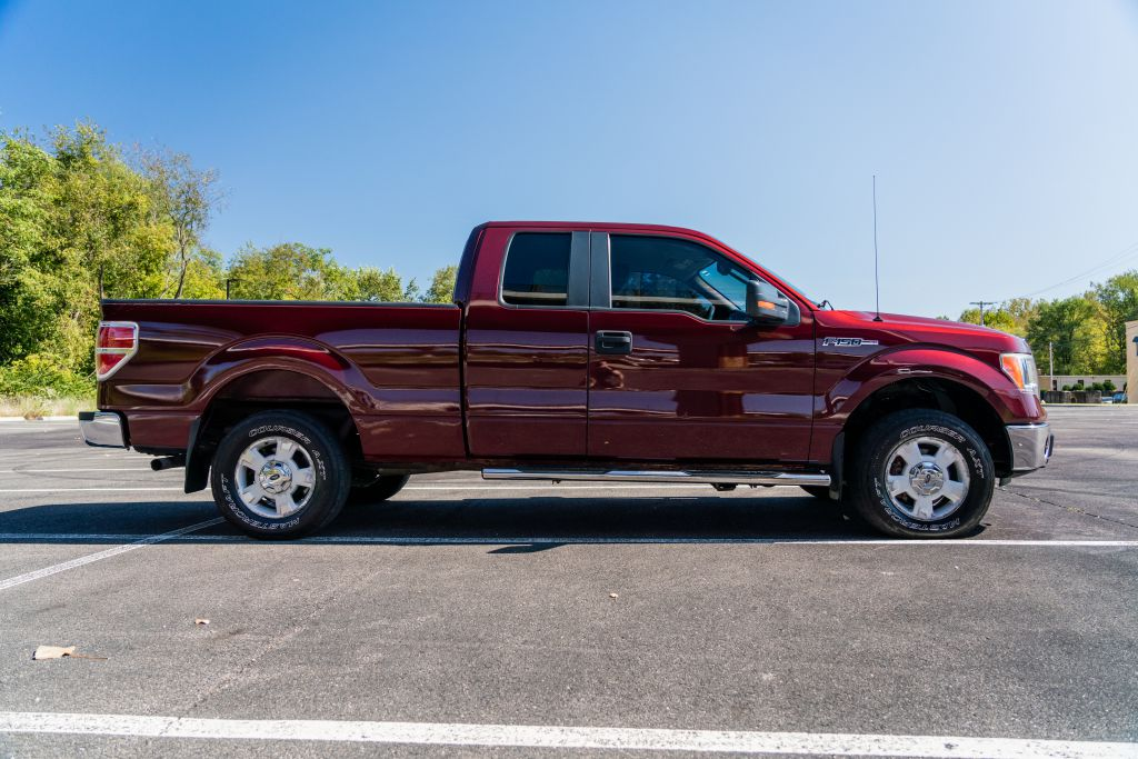 2009 FORD F150 SUPER CAB for sale at JJ's Auto Outlet