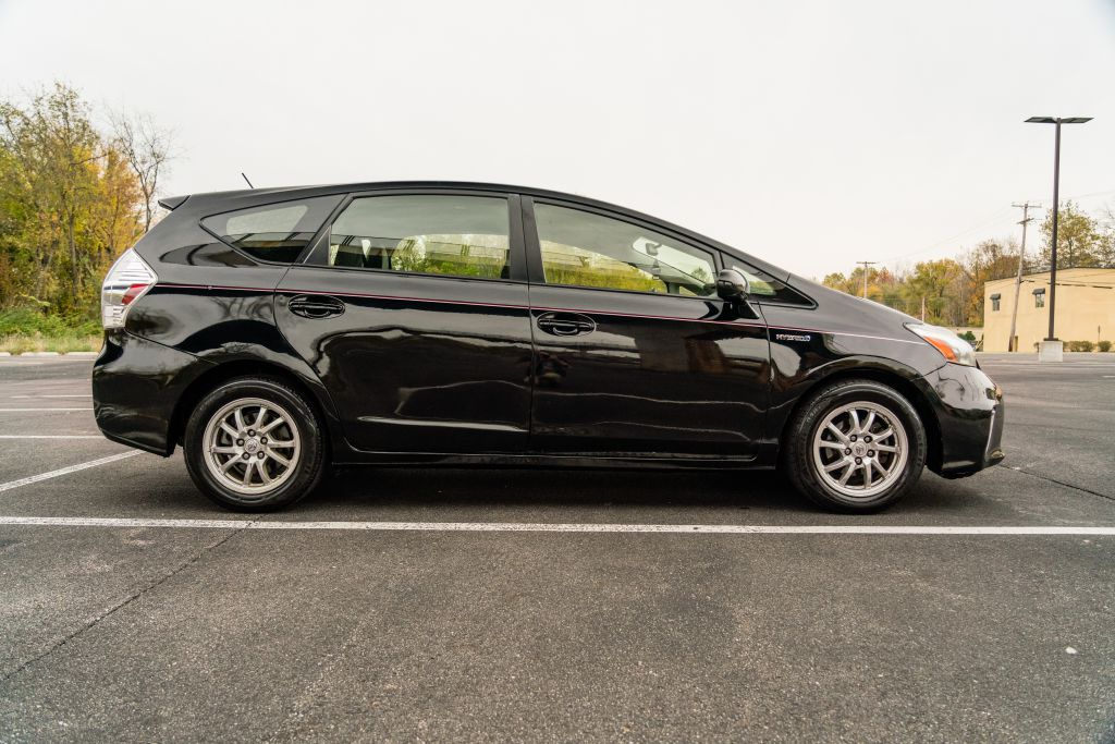 2014 TOYOTA PRIUS V  for sale at JJ's Auto Outlet