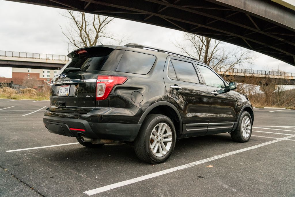 2013 FORD EXPLORER XLT for sale at JJ's Auto Outlet