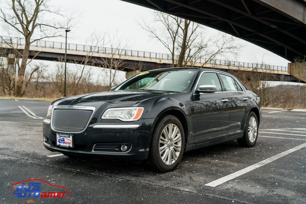 2014 CHRYSLER 300C JOHN VARVATOS EDITION