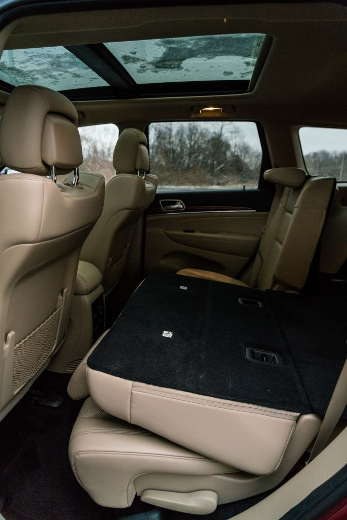 2012 JEEP GRAND CHEROKEE LIMITED for sale at JJ's Auto Outlet
