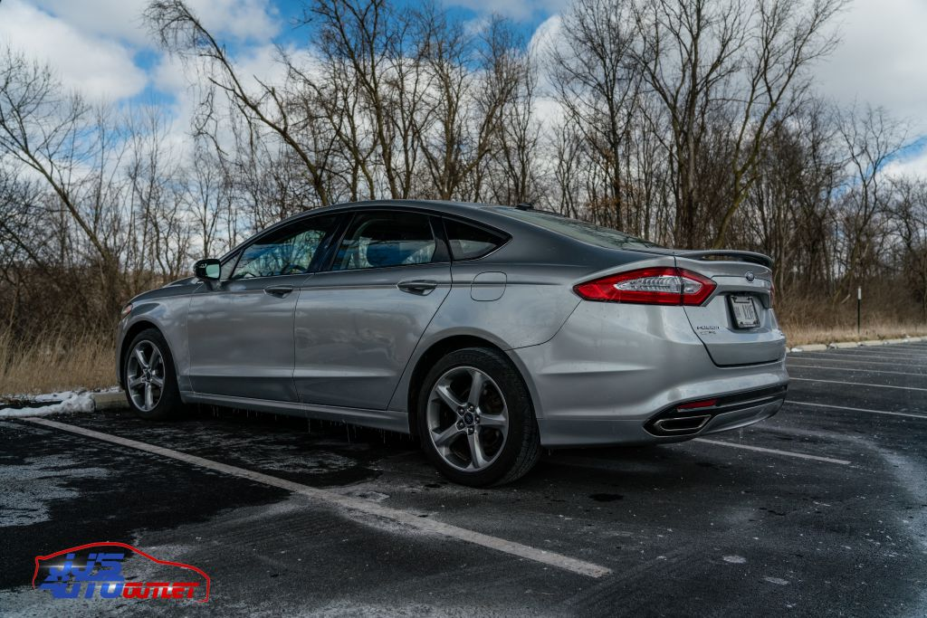 2015 FORD FUSION SE for sale at JJ's Auto Outlet