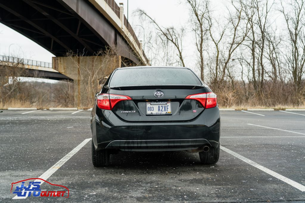 2016 TOYOTA COROLLA S for sale at JJ's Auto Outlet