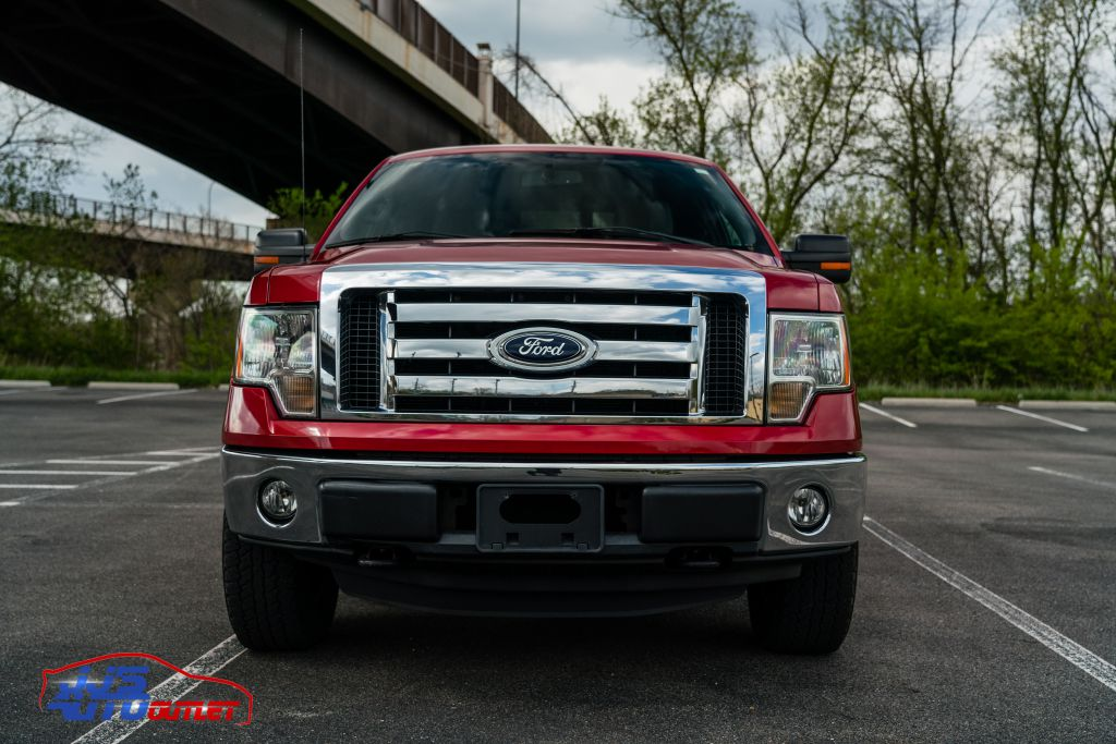 2011 FORD F150 SUPER CAB for sale at JJ's Auto Outlet