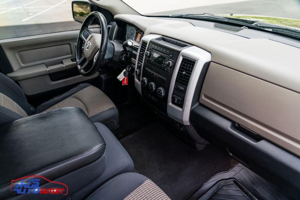 2010 DODGE RAM 1500 ST for sale at JJ's Auto Outlet
