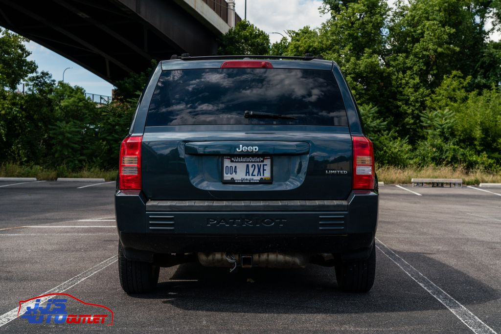 2007 JEEP PATRIOT LIMITED for sale at JJ's Auto Outlet
