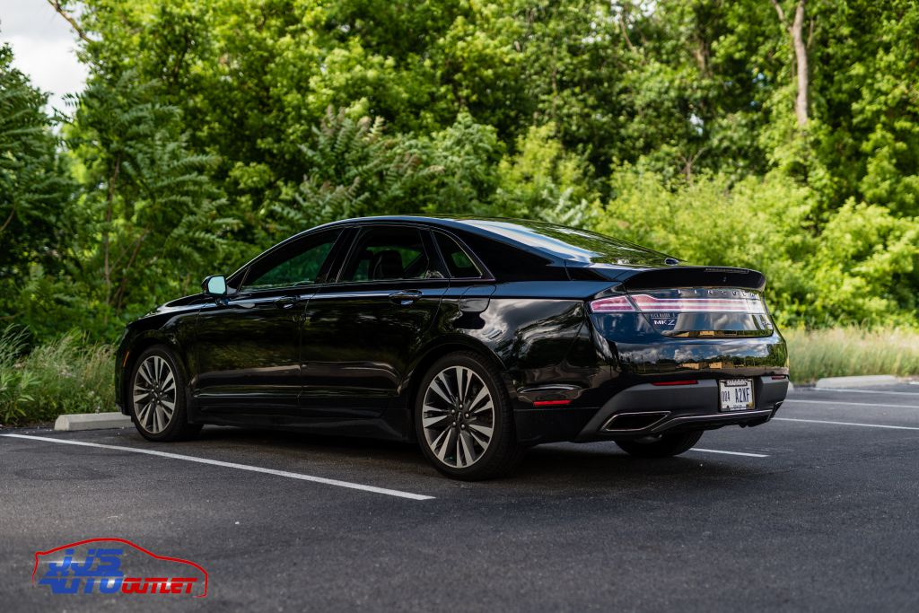 2017 LINCOLN MKZ RESERVE II for sale at JJ's Auto Outlet