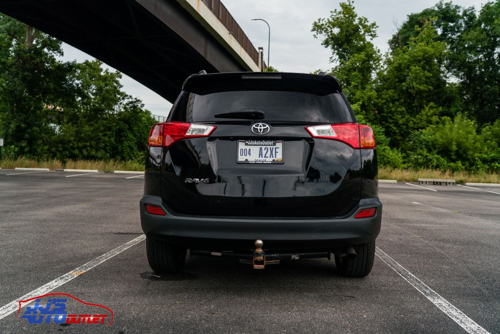 2013 TOYOTA RAV4 LIMITED for sale at JJ's Auto Outlet