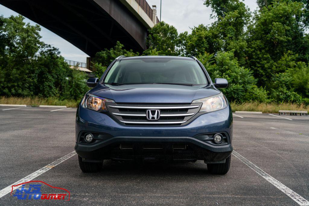 2013 HONDA CR-V EXL for sale at JJ's Auto Outlet