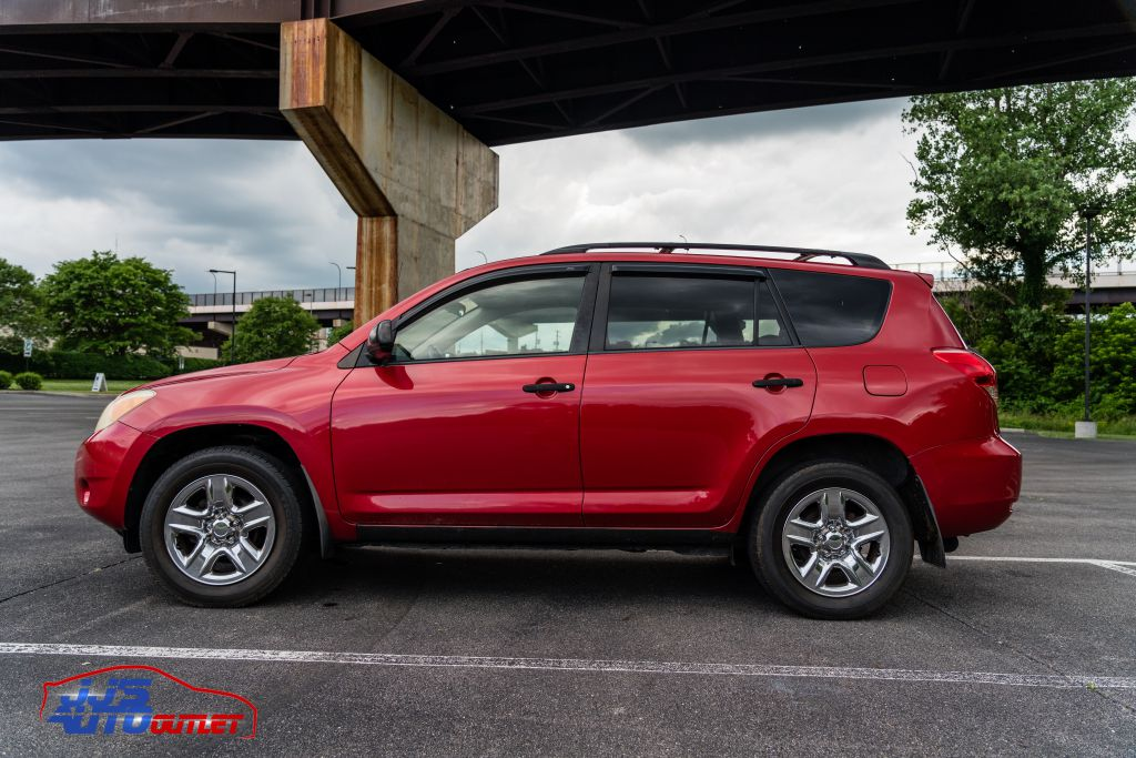 2008 TOYOTA RAV4  for sale at JJ's Auto Outlet