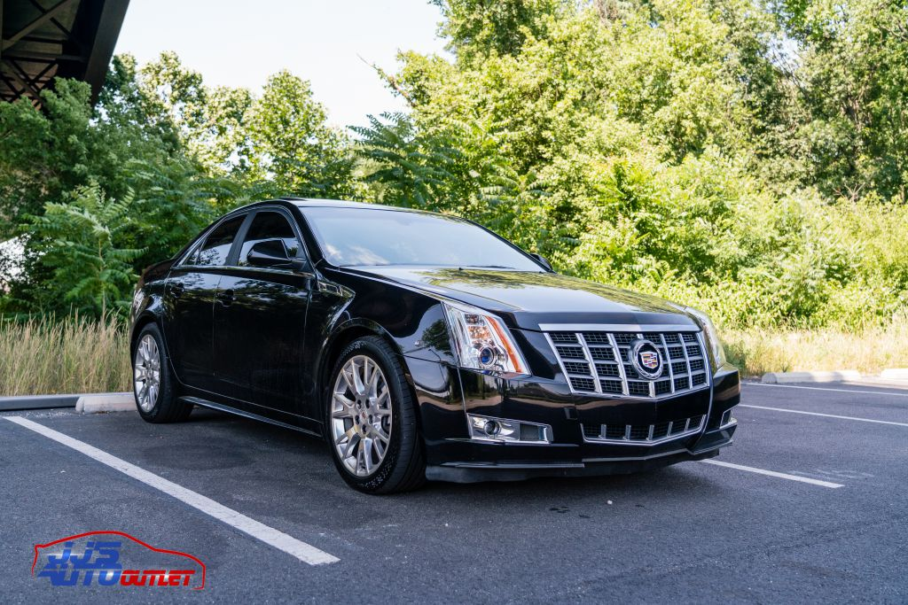 2012 CADILLAC CTS PREMIUM COLLECTION for sale at JJ's Auto Outlet