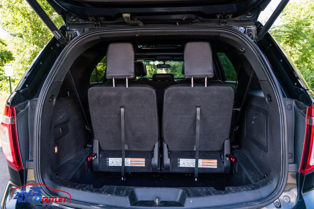 2014 FORD EXPLORER XLT for sale at JJ's Auto Outlet