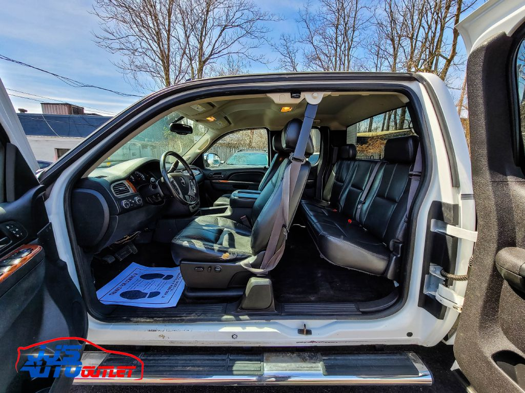 2013 GMC SIERRA 1500 SLT for sale at JJ's Auto Outlet