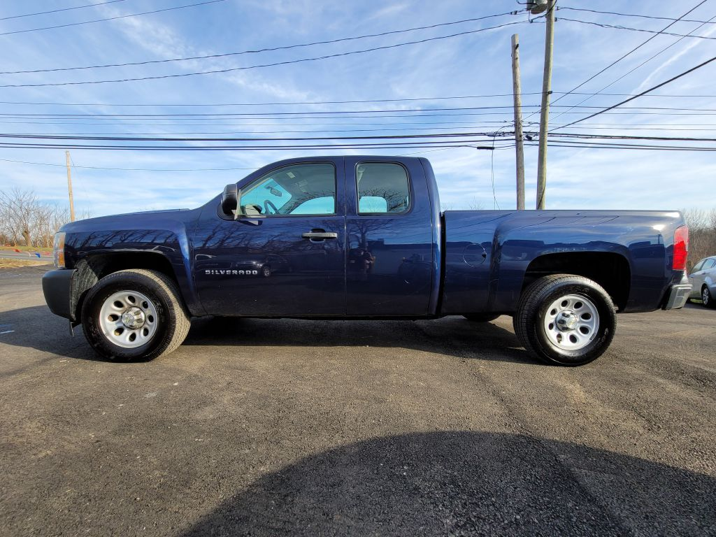 2010 CHEVROLET SILVERADO 1500  for sale at JJ's Auto Outlet