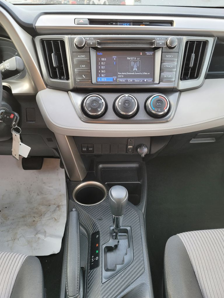 2014 TOYOTA RAV4 LE for sale at JJ's Auto Outlet
