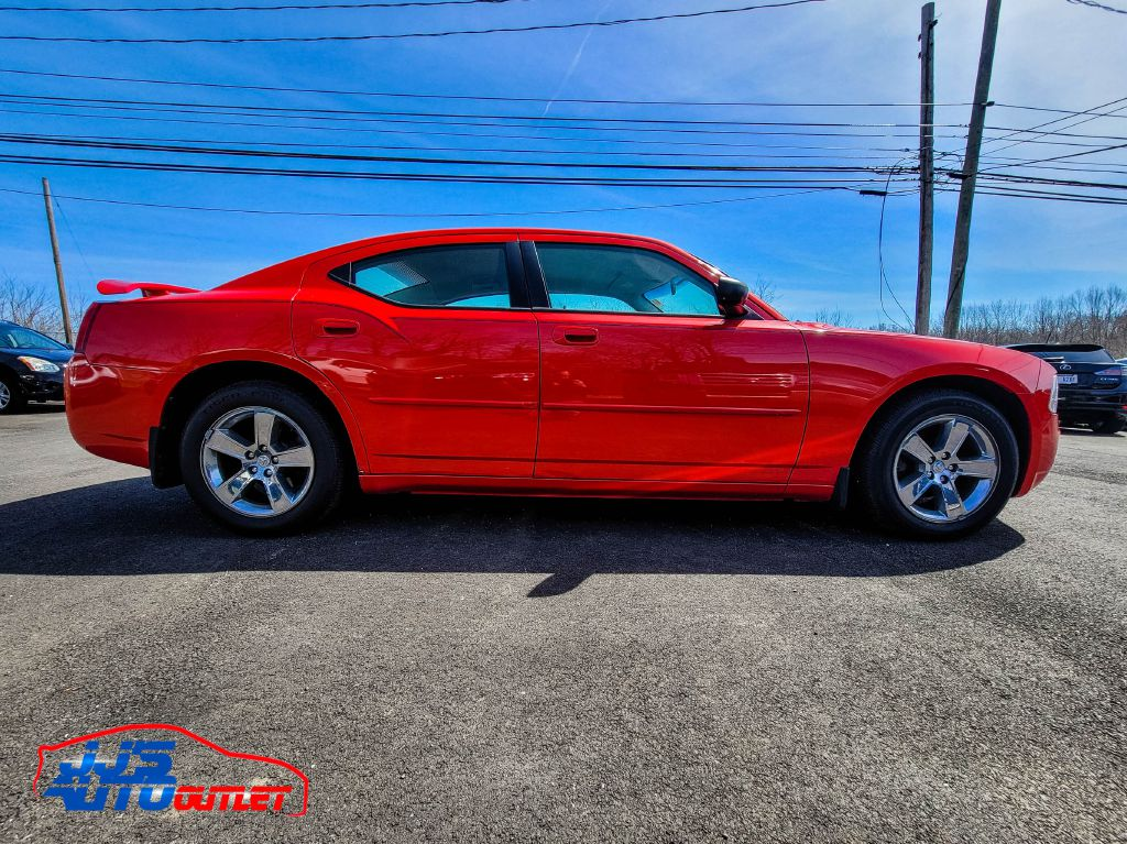 2009 DODGE CHARGER SXT for sale at JJ's Auto Outlet