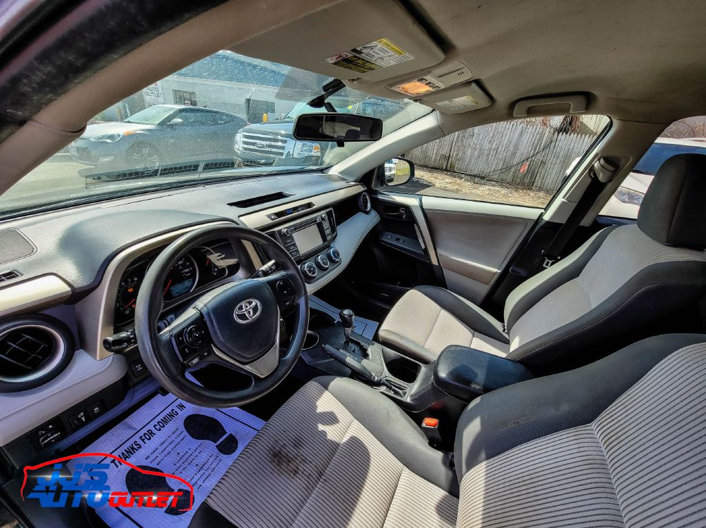 2013 TOYOTA RAV4 LE for sale at JJ's Auto Outlet