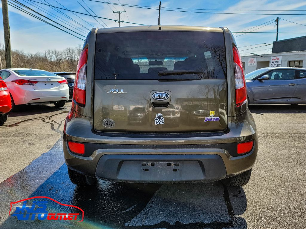 2012 KIA SOUL + for sale at JJ's Auto Outlet