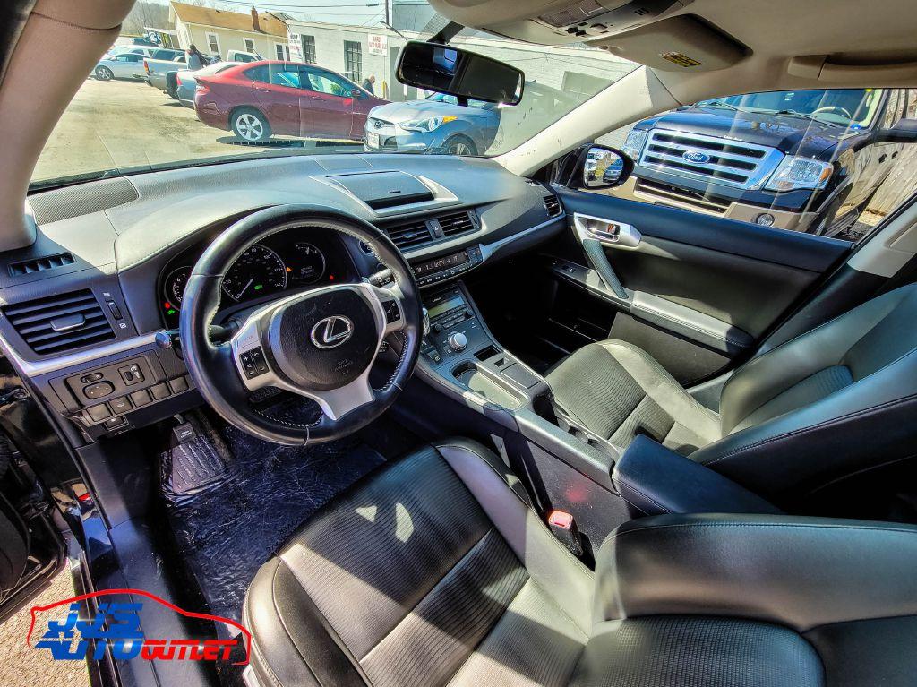 2012 LEXUS CT 200 for sale at JJ's Auto Outlet