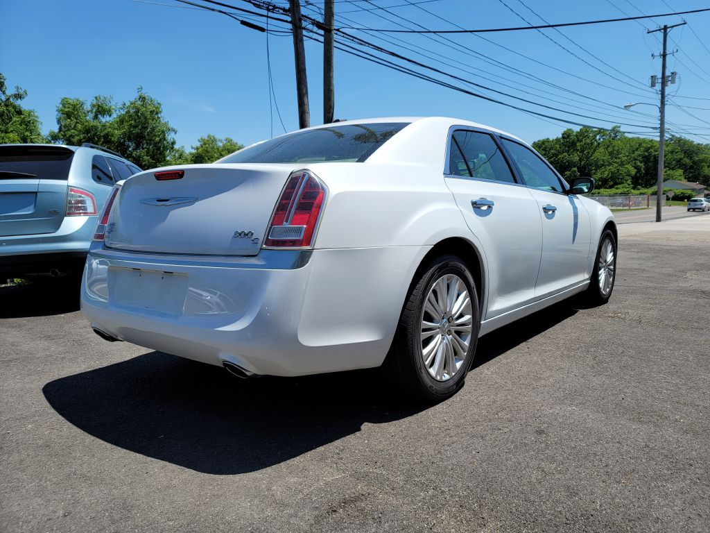 2013 CHRYSLER 300C LUXURY for sale at JJ's Auto Outlet