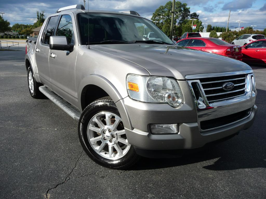 2008 FORD EXPLORER SPORT LIMITED Air Conditioning Power Windows Power Locks Power Steering Til
