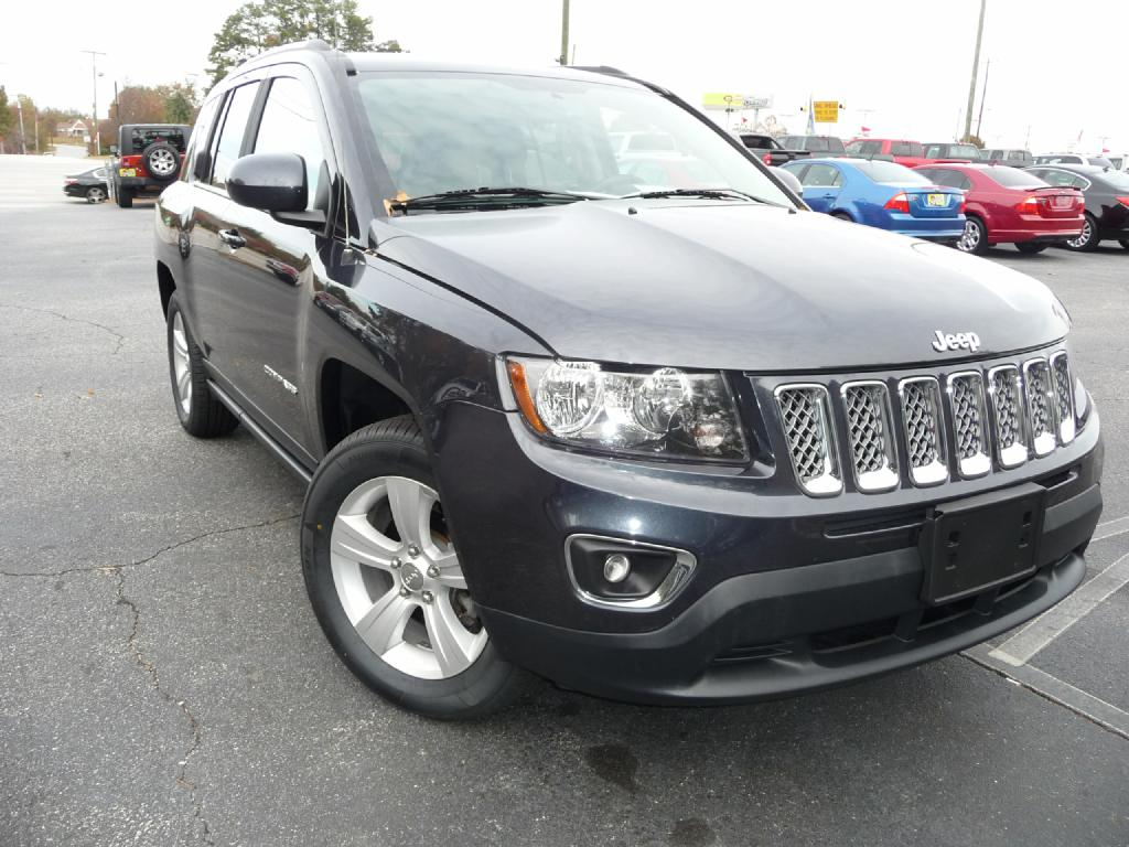 2015 JEEP COMPASS LATITUDE Air Conditioning Power Windows Power Locks Power Steering Tilt Whee