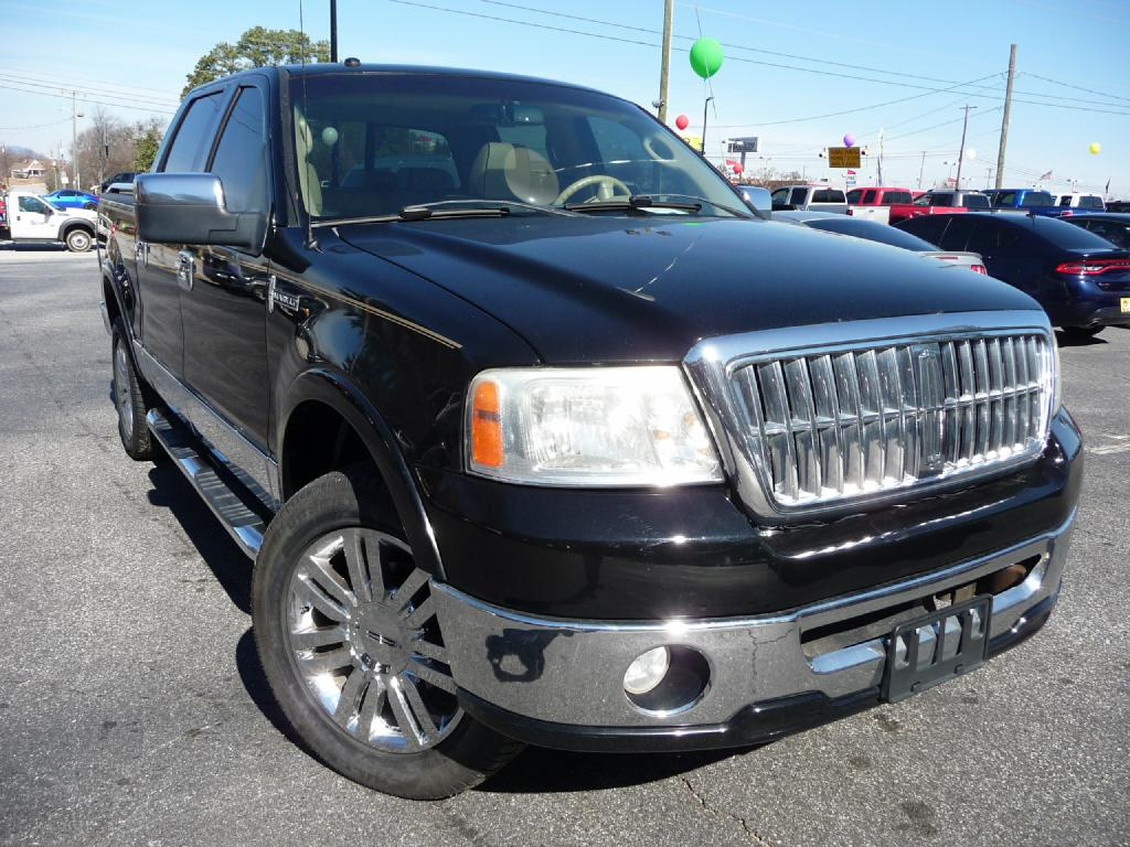 2008 LINCOLN MARK LT Air Conditioning Power Windows Power Locks Power Steering Tilt Wheel AMF