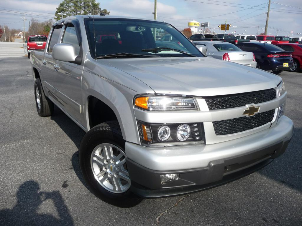 2012 CHEVROLET COLORADO LT Air Conditioning Power Windows Power Locks Power Steering Tilt Whee