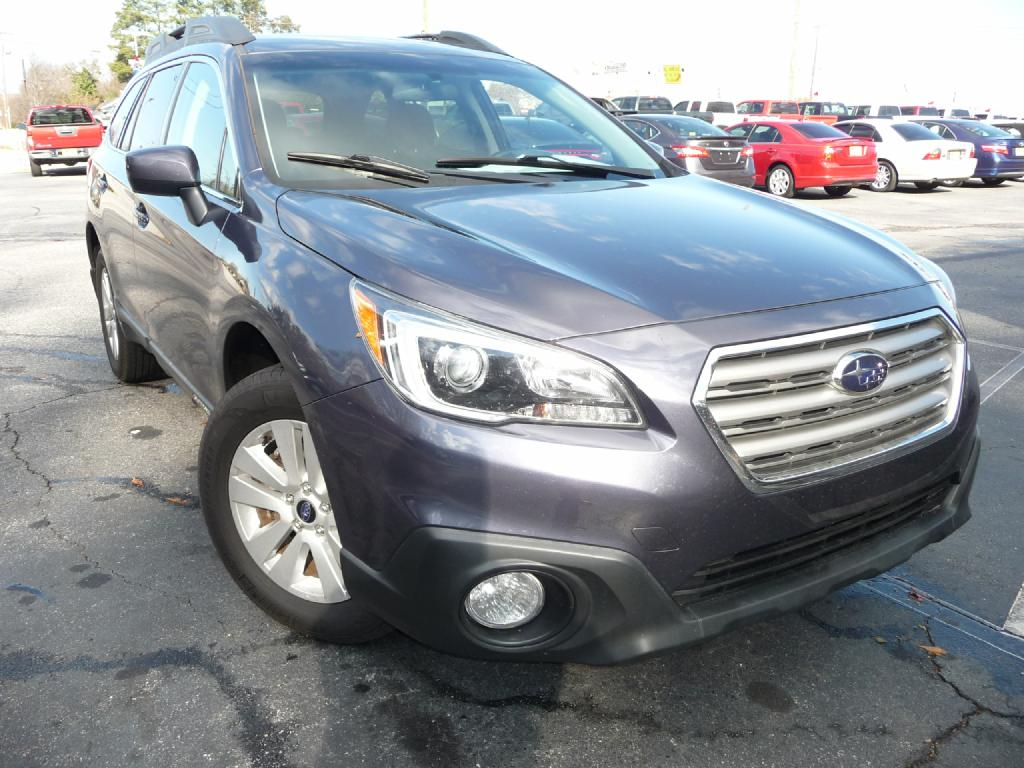 2015 SUBARU OUTBACK 25I PREMIUM Air Conditioning Power Windows Power Locks Power Steering Til