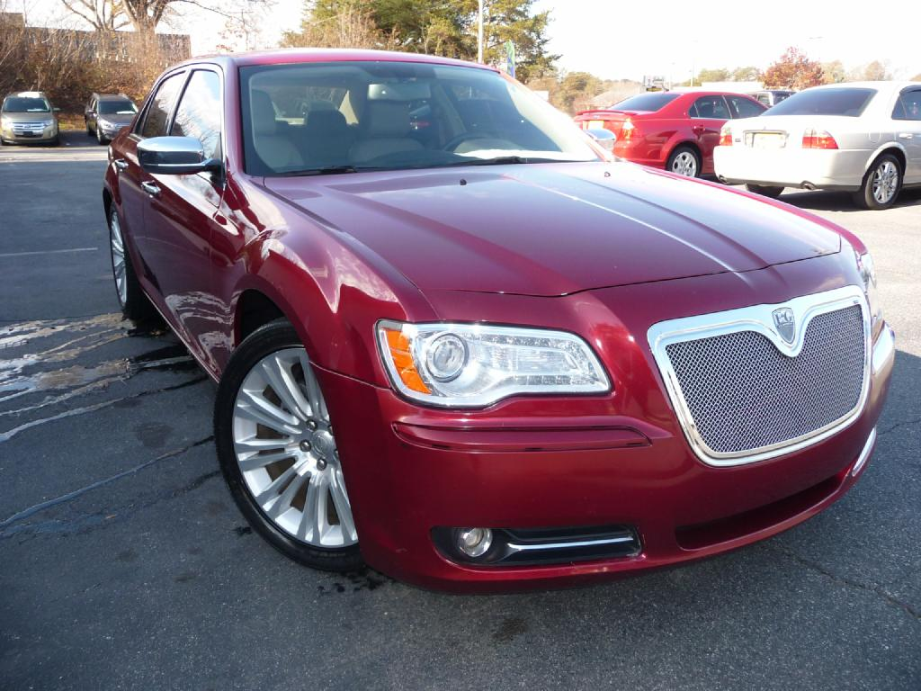 2012 CHRYSLER 300 LIMITED Air Conditioning Power Windows Power Locks Power Steering Tilt Wheel