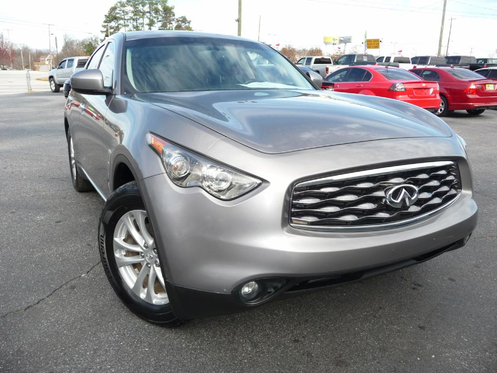 2011 INFINITI FX35 Air Conditioning Power Windows Power Locks Power Steering Tilt Wheel AMFM
