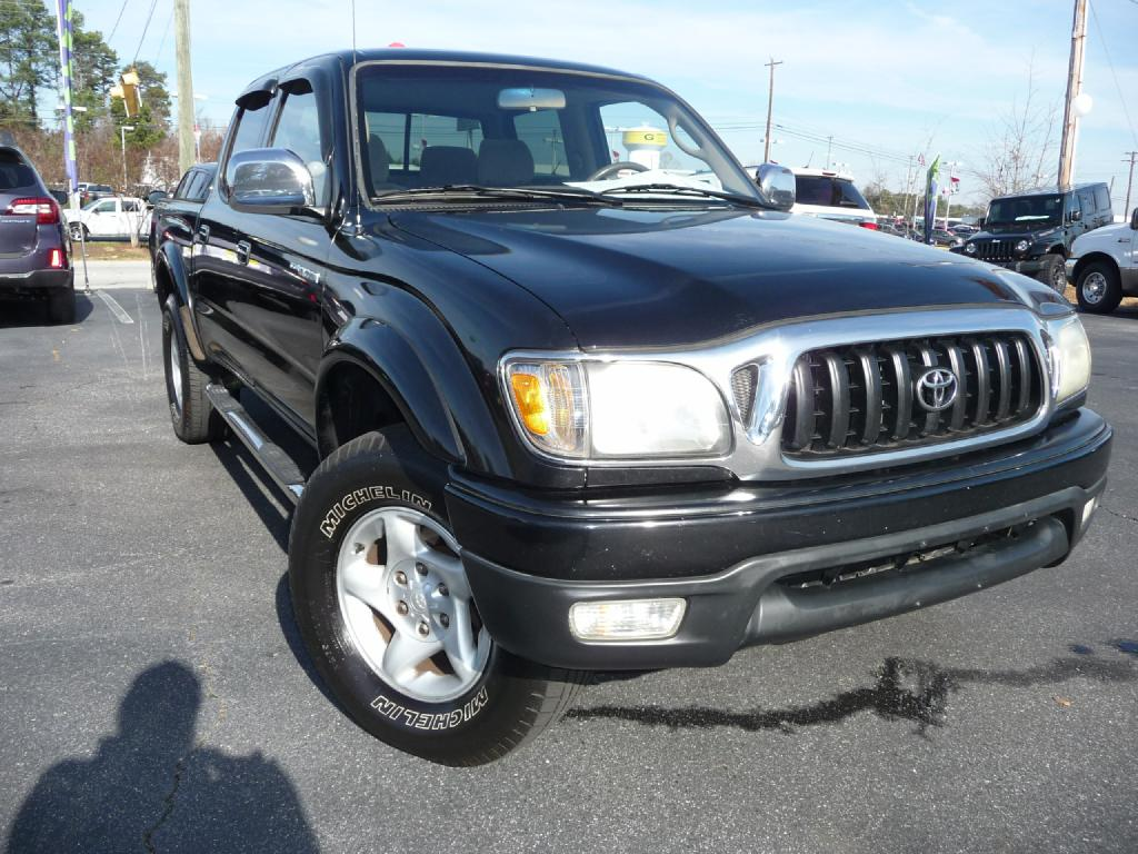 2003 TOYOTA TACOMA DOUBLE CAB PRERUNNER Air Conditioning Power Windows Power Locks Power Steeri