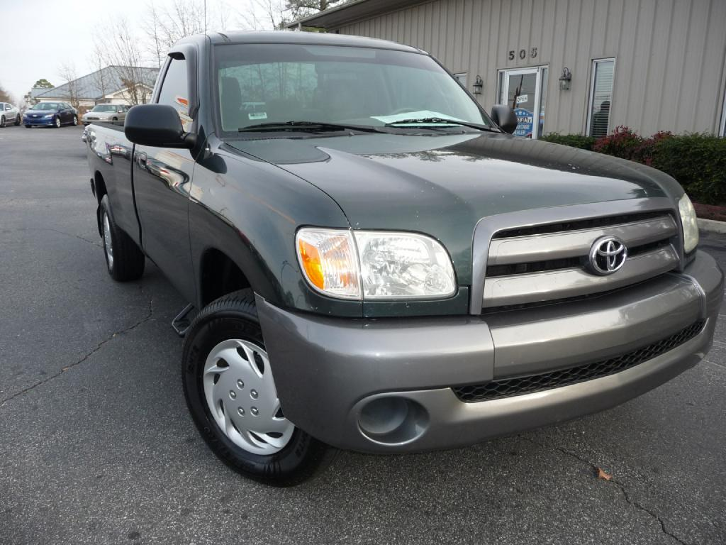 2006 TOYOTA TUNDRA Air Conditioning Power Windows Power Locks Power Steering Tilt Wheel AMFM C