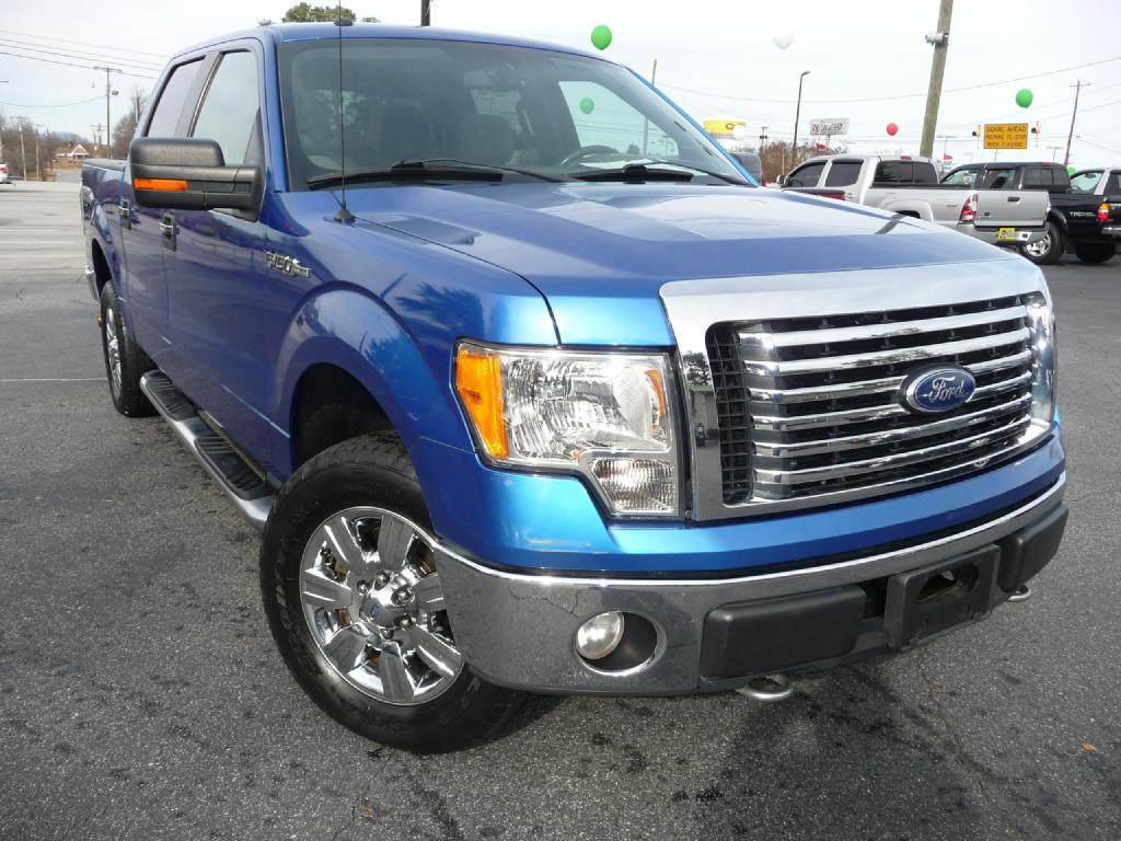 2010 FORD F150 SUPERCREW Air Conditioning Power Windows Power Locks Power Steering Tilt Wheel