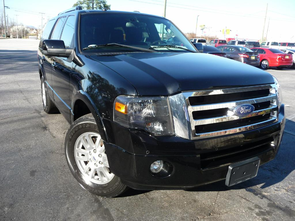 2012 FORD EXPEDITION LIMITED Air Conditioning Power Windows Power Locks Power Steering Tilt Wh