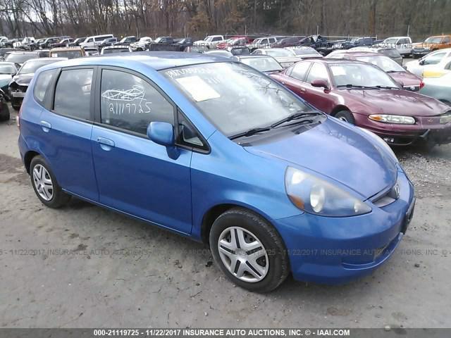 2008 HONDA FIT JHMGD38438S025940 COLUMBUS AUTO PARTS LLC